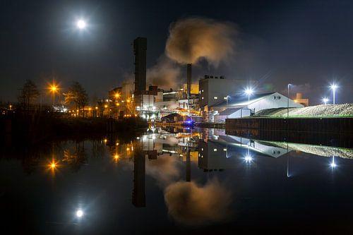 Suikerunie fabriek Vierverlaten Hoogkerk bij Groningen / 2014