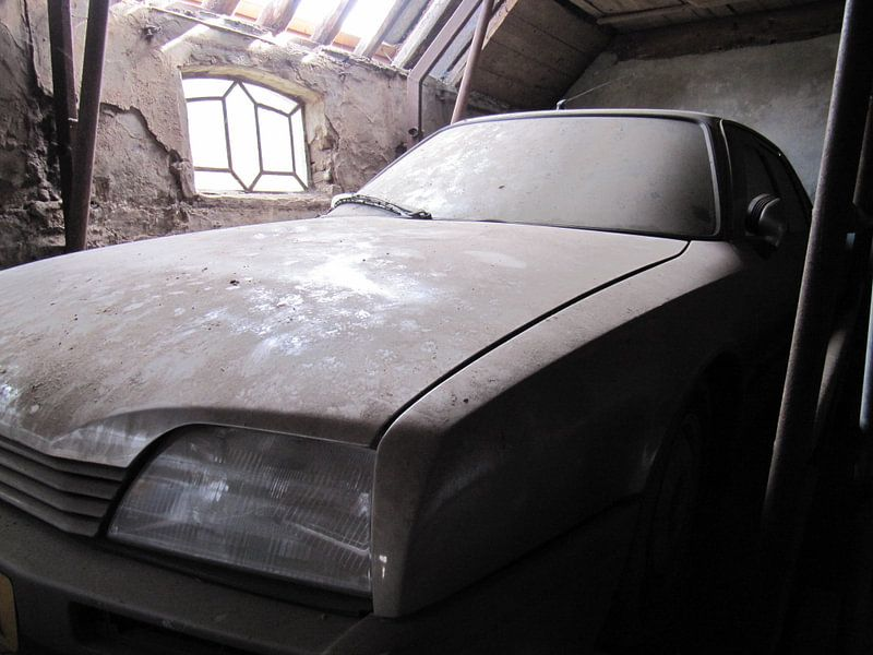Citroën CX van Folbert Nicolai