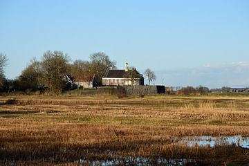 Schokland, une île dans le polder sur Gerard de Zwaan