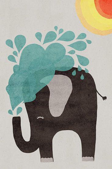 waterolifant