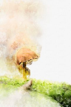 Natuur 2 van Silvia Creemers