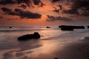 Zonsondergang Bali  van