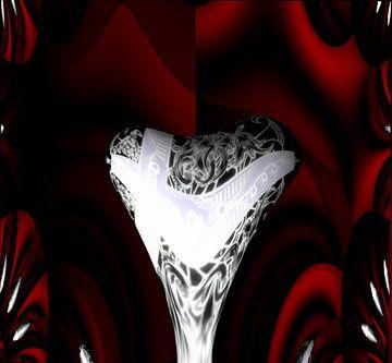 Hearts Artwork van Nicky`s Prints