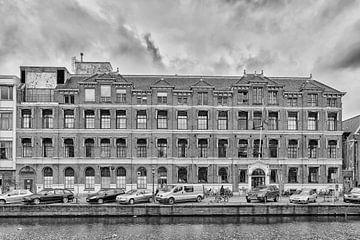 Prinsengracht Hospital in Amsterdam sur Don Fonzarelli
