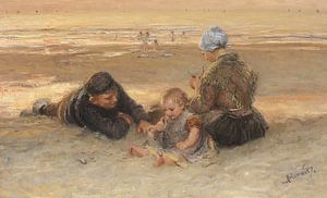 Die glückliche Familie, Bernardus Johannes Blommers