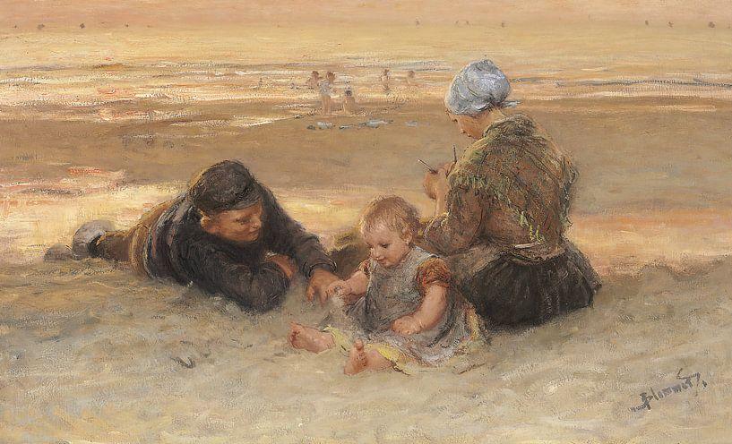 Die glückliche Familie, Bernardus Johannes Blommers von Meesterlijcke Meesters