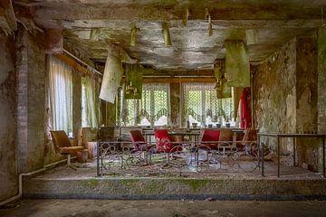 The dining room von Frans Nijland