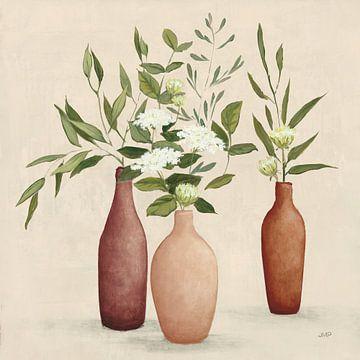 Natural Bouquet I Light, Julia Purinton van Wild Apple