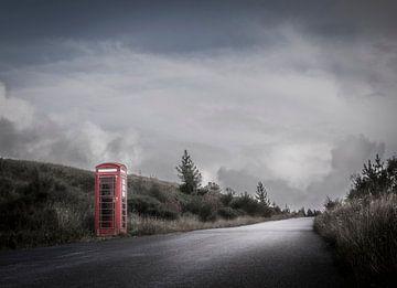 Telefonzelle von Freddy Hoevers