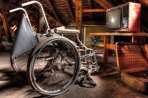 Verlaten Sanatorium van