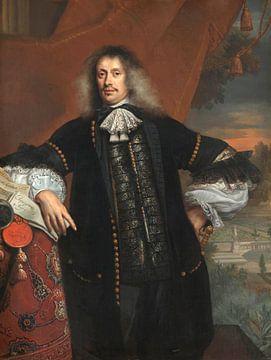 Hieronymus von Beverningk, Jan de Baen