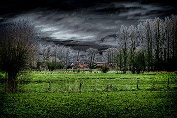 Eindruck Passage Sturm Dennis Frühling 2020 von Ronald De Neve