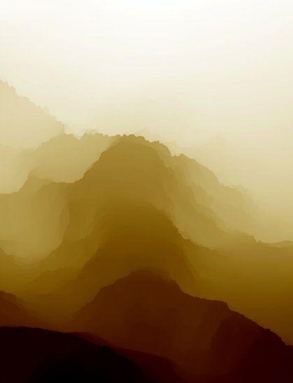 Paysage Montagneux 3