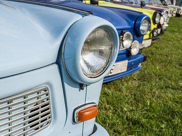 Oldtimer Trabant 601 uit de voormalige DDR van Animaflora PicsStock
