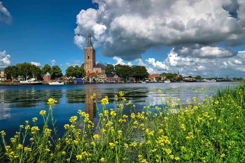Hasselt (Overijssel) van Fotografie Ronald