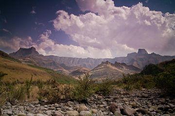 Amphitheatre, Drakensbergen von