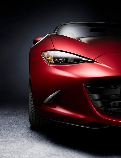 Mazda MX5 ND van Thomas Boudewijn