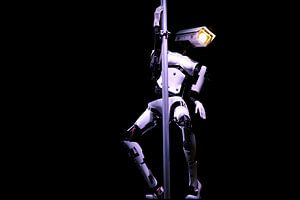 Robot Paaldanser I van