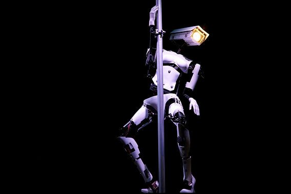 Robot Paaldanser I