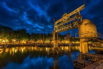 Dordrecht haven van Rob Bout