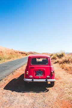 Renault 4 in Madagaskar von Expeditie Aardbol