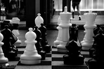 Schachbrett von Photography by Naomi.K