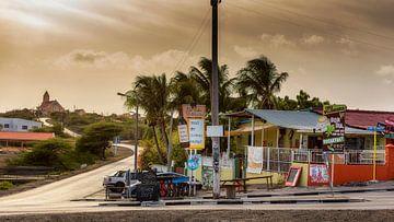Curacao, Sint Willibrordus sur Keesnan Dogger Fotografie