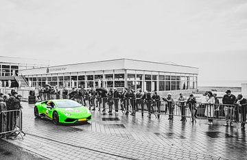 Lamborghini Huracan von Peter Deschepper