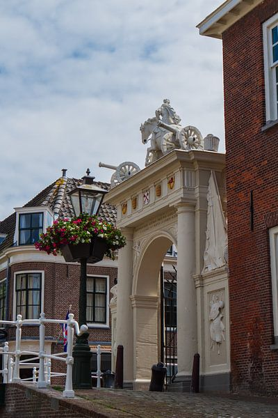 Doelenpoort Leiden van Leanne lovink