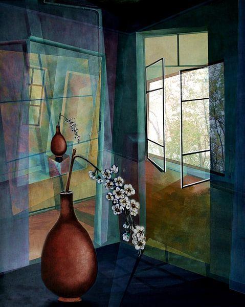 Harmonie im Raum von Gertrud Scheffler