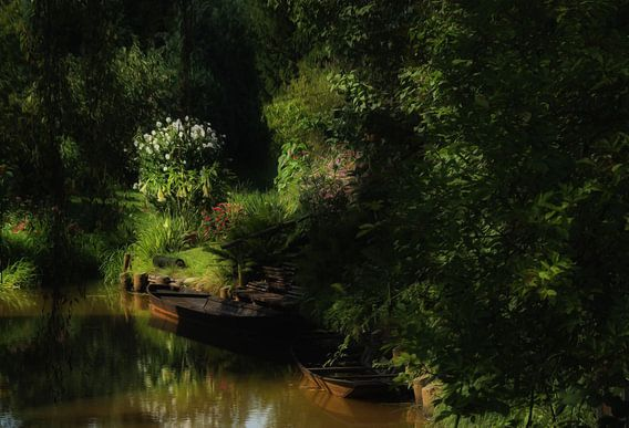 Spreewaldlandschaft