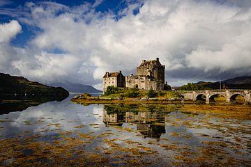 Schloss Eilean Donan von Stan Bessems
