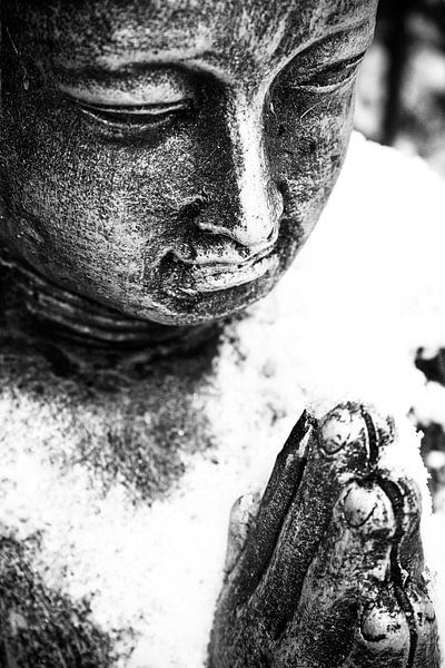Boeddha sur Jacqueline Lodder