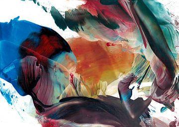 Kleurrijke wereld von Bethina de Reus