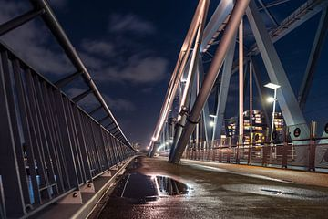 Nimwegen Befestigungsbrücke von Jeroen Lagerwerf