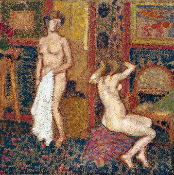 Nackt im Atelier von Atelier Liesjes