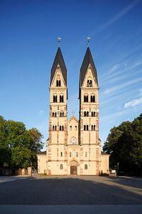 Basilika St. Kastor, Koblenz, Rheinland-Pfalz, Deutschland von Torsten Krüger