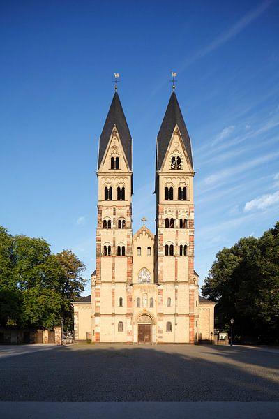 Basiliek St. Kastor, Koblenz, Rijnland-Palts, Duitsland van Torsten Krüger