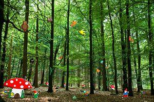 Gnomen-Wald von Kees-Jan Pieper