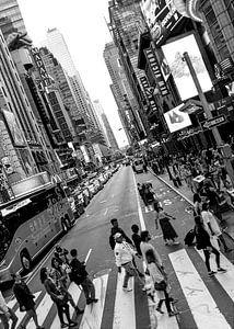 Streets of New York van