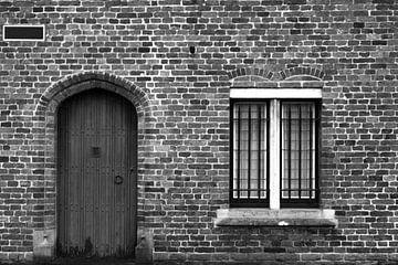 Stadthaus Brügge von Luna Verbrugghe