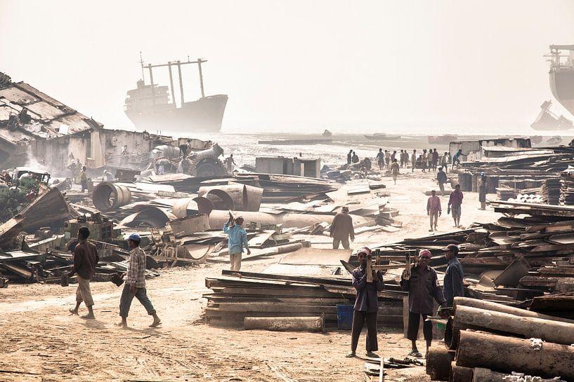 Sitakund, Bangladesh van Bart van Eijden