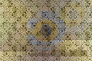 Bullseye, patroon van