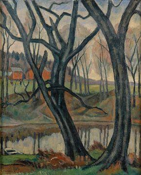 Samuel Halpert-Bäume