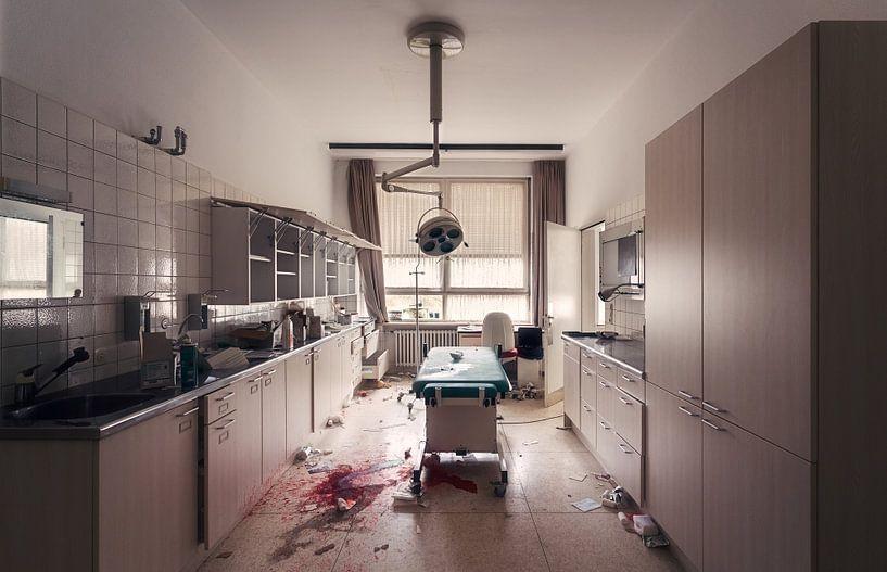 Operatie Kamer. van Roman Robroek