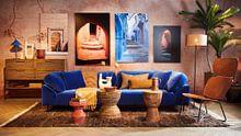Kundenfoto: Looking inside von Jeroen van Gent, auf alu-dibond