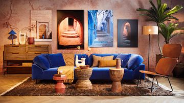 Kundenfoto: Marrokanische Treppe von José Lugtenberg