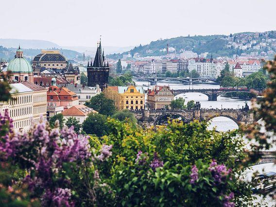 Prague - View from Letná Park