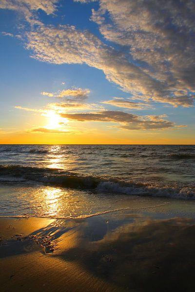 Ein toller Abend von Ostsee Bilder