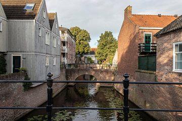 Bruggen in 's-Hertogenbosch, Nederland van Joost Winkens